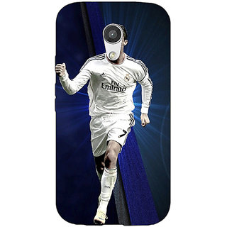 EYP Cristiano Ronaldo Real Madrid Back Cover Case For Moto G (2nd Gen) 200316
