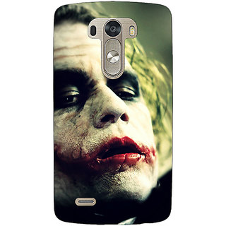 EYP Villain Joker Back Cover Case For Lg G3 D855 220036