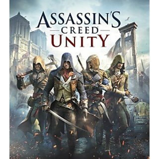 Assassins Creed Unity Original Pc Game - 88396540