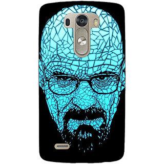 EYP Breaking Bad Heisenberg Back Cover Case For Lg G3 D855 220428