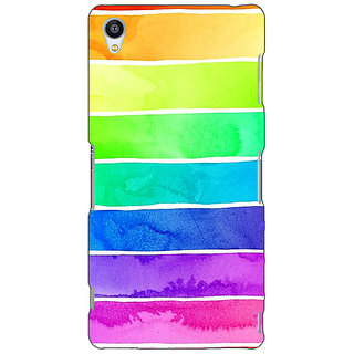 EYP Shades Of Life Pattern Back Cover Case For Sony Xperia Z3 260250