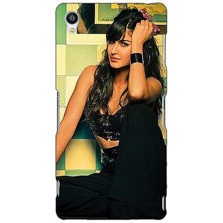 EYP Bollywood Superstar Katrina Kaif Back Cover Case For Sony Xperia Z3 261009