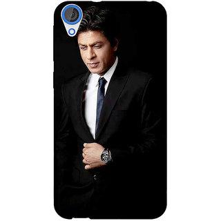 EYP Bollywood Superstar Shahrukh Khan Back Cover Case For HTC Desire 820 280926