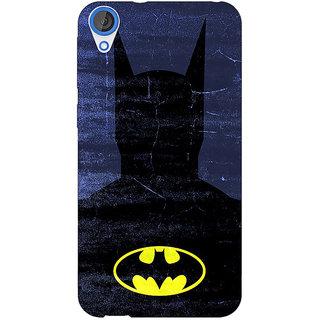 EYP Superheroes Batman Dark knight Back Cover Case For HTC Desire 820Q 290042