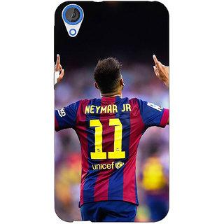 EYP Barcelona Neymar Back Cover Case For HTC Desire 820 280527