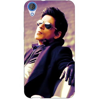 EYP Bollywood Superstar Shahrukh Khan Back Cover Case For HTC Desire 820Q 290910
