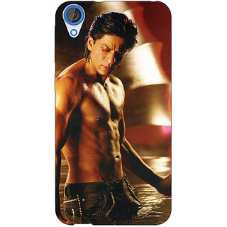 EYP Bollywood Superstar Shahrukh Khan Back Cover Case For HTC Desire 820Q 290954