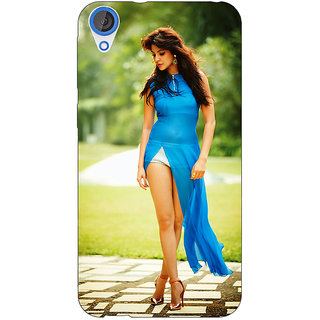 EYP Bollywood Superstar Anushka Sharma Back Cover Case For HTC Desire 820Q 290987