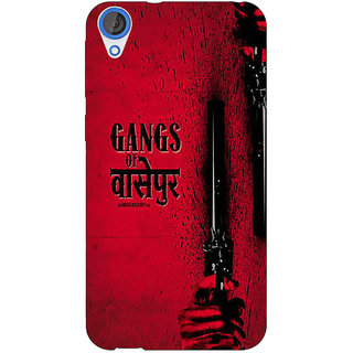 EYP Bollywood Superstar Gangs Of Wasseypur Back Cover Case For HTC Desire 820 281103