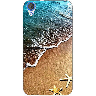 EYP Summer Beach Back Cover Case For HTC Desire 820 281139