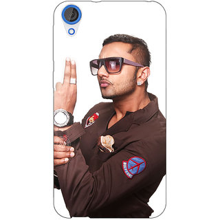 EYP Bollywood Superstar Honey Singh Back Cover Case For HTC Desire 820Q 291183