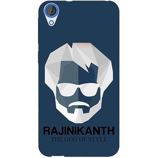 EYP Rajni Rajanikant Back Cover Case For HTC Desire 820Q 291482