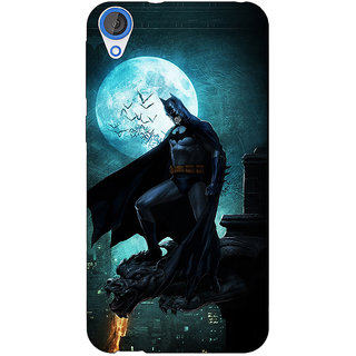 EYP Superheroes Batman Dark knight Back Cover Case For HTC Desire 820 Dual Sim 300007
