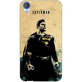 EYP Superheroes Superman Back Cover Case For HTC Desire 820 Dual Sim 300027