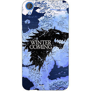 EYP Game Of Thrones GOT House Stark  Back Cover Case For HTC Desire 820Q 290122