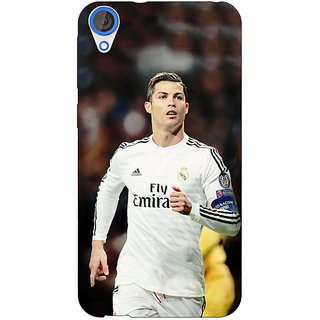 EYP Cristiano Ronaldo Real Madrid Back Cover Case For HTC Desire 820 Dual Sim 300309