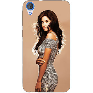 EYP Bollywood Superstar Katrina Kaif Back Cover Case For HTC Desire 820Q 290993
