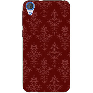 EYP Indian Pattern Back Cover Case For HTC Desire 820 Dual Sim 301437