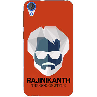 EYP Rajni Rajanikant Back Cover Case For HTC Desire 820 281484