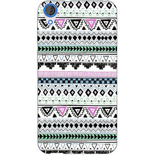 EYP Aztec Girly Tribal Back Cover Case For HTC Desire 820 Dual Sim 300057