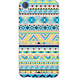 EYP Aztec Girly Tribal Back Cover Case For HTC Desire 820 Dual Sim 300061