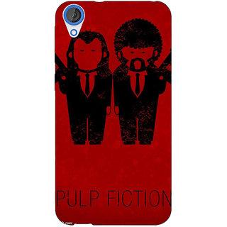 EYP Pulp Fiction Back Cover Case For HTC Desire 820 Dual Sim 300353