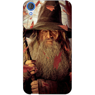 EYP LOTR Hobbit Gandalf Back Cover Case For HTC Desire 820 Dual Sim 300360