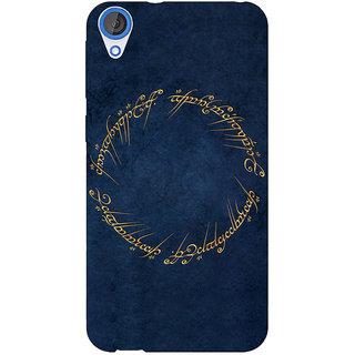 EYP LOTR Hobbit  Back Cover Case For HTC Desire 820 Dual Sim 300371