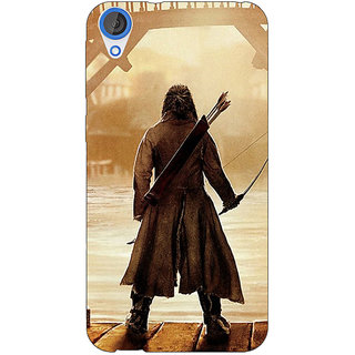 EYP LOTR Hobbit  Back Cover Case For HTC Desire 820 Dual Sim 300374