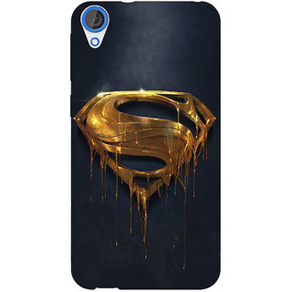 EYP Superheroes Superman Back Cover Case For HTC Desire 820 Dual Sim 300391