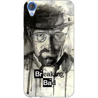 EYP Breaking Bad Heisenberg Back Cover Case For HTC Desire 820 Dual Sim 300419