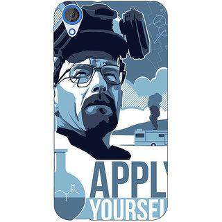 EYP Breaking Bad Heisenberg Back Cover Case For HTC Desire 820 Dual Sim 300424