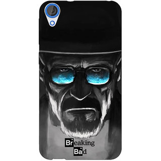 EYP Breaking Bad Heisenberg Back Cover Case For HTC Desire 820 Dual Sim 300426