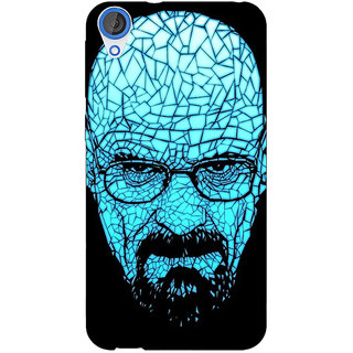 EYP Breaking Bad Heisenberg Back Cover Case For HTC Desire 820 Dual Sim 300428