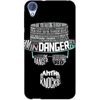 EYP Breaking Bad Heisenberg Back Cover Case For HTC Desire 820 Dual Sim 300433