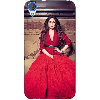 EYP Bollywood Superstar Kareena Kapoor Back Cover Case For HTC Desire 820 Dual Sim 300982
