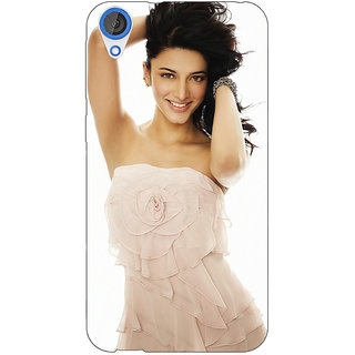 EYP Bollywood Superstar Shruti Hassan Back Cover Case For HTC Desire 820 Dual Sim 300985