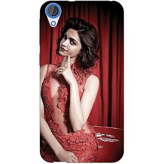 EYP Bollywood Superstar Deepika Padukone Back Cover Case For HTC Desire 820 Dual Sim 301002