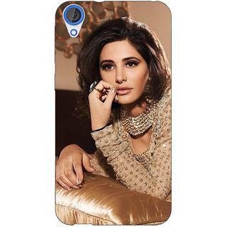 EYP Bollywood Superstar Nargis Fakhri Back Cover Case For HTC Desire 820 Dual Sim 301057