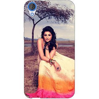 EYP Bollywood Superstar Parineeti Chopra Back Cover Case For HTC Desire 820 Dual Sim 301061