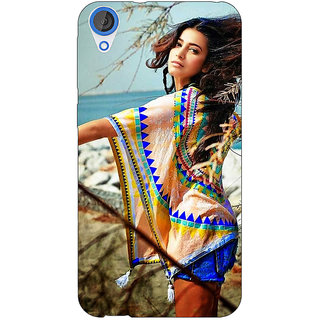EYP Bollywood Superstar Shruti Hassan Back Cover Case For HTC Desire 820 Dual Sim 301071