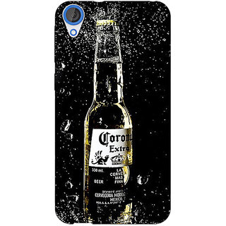 EYP Corona Beer Back Cover Case For HTC Desire 820 Dual Sim 301232
