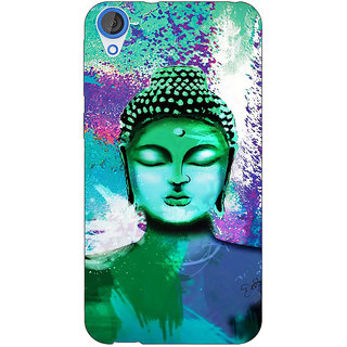 EYP Gautam Buddha Back Cover Case For HTC Desire 820 Dual Sim 301265