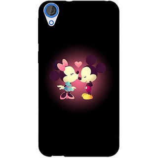 EYP Mickey Minnie Mouse Back Cover Case For HTC Desire 820Q 291440