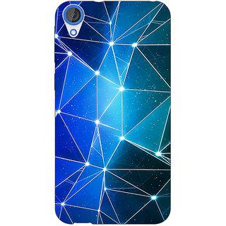 EYP Crystal Prism Back Cover Case For HTC Desire 820Q 291446