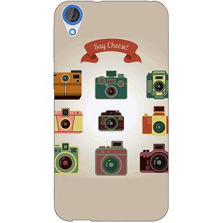 EYP Selfie Back Cover Case For HTC Desire 820 Dual Sim 301455