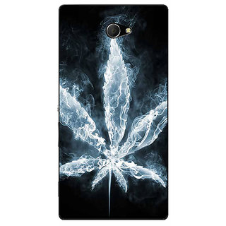 EYP Weed Marijuana Back Cover Case For Sony Xperia M2 310498