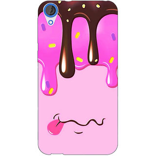 EYP Ice cream Back Cover Case For HTC Desire 820 Dual Sim 301393