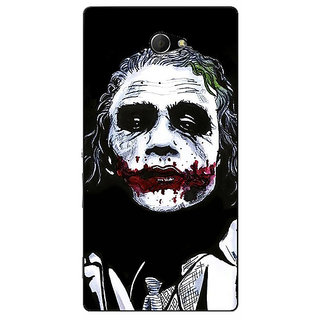 EYP Villain Joker Back Cover Case For Sony Xperia M2 310048