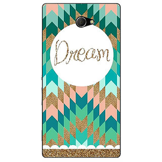 EYP Dream Back Cover Case For Sony Xperia M2 310095